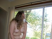 Getting naked for my boyfriend his buddies and a neighbor or two
